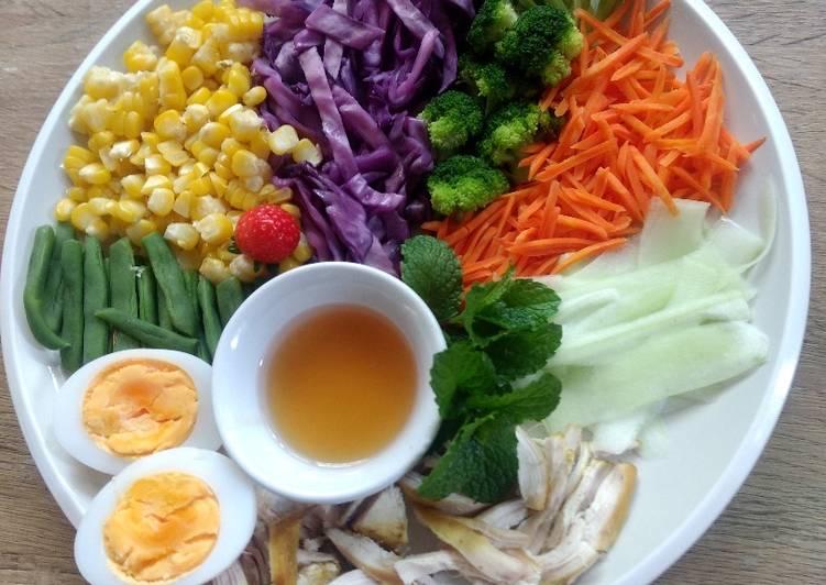 🥗 salad sayur