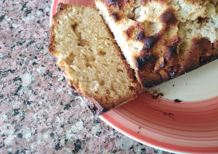 Simple Way to Prepare Homemade Apple cinammon bread #weeklyjikonichallenge