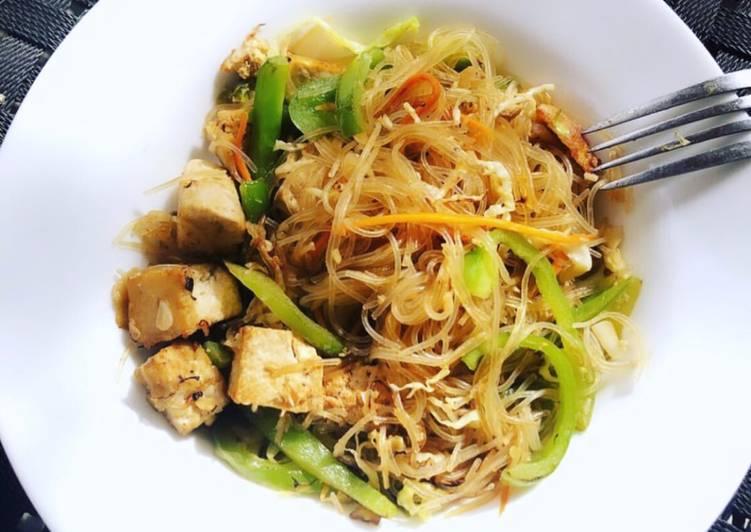 рисовая лапша рецепты с овощами фото сети оказались