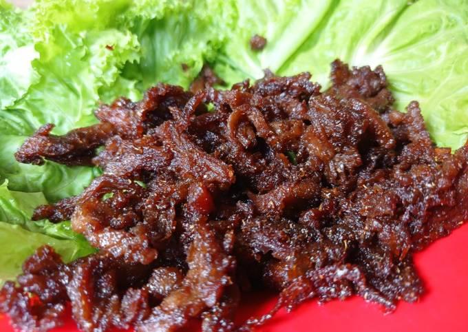 Oseng daging sapi goreng bumbu simpel empuk tanpa presto - projectfootsteps.org