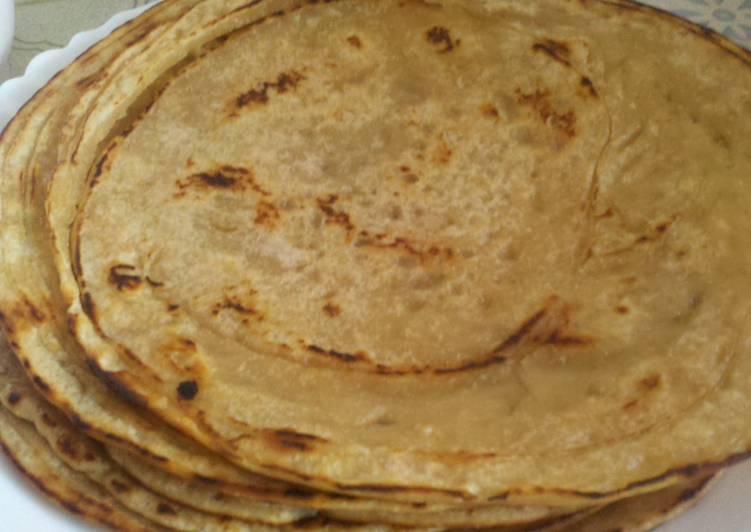 Recipe of Super Quick Homemade Buttermilk pancakes