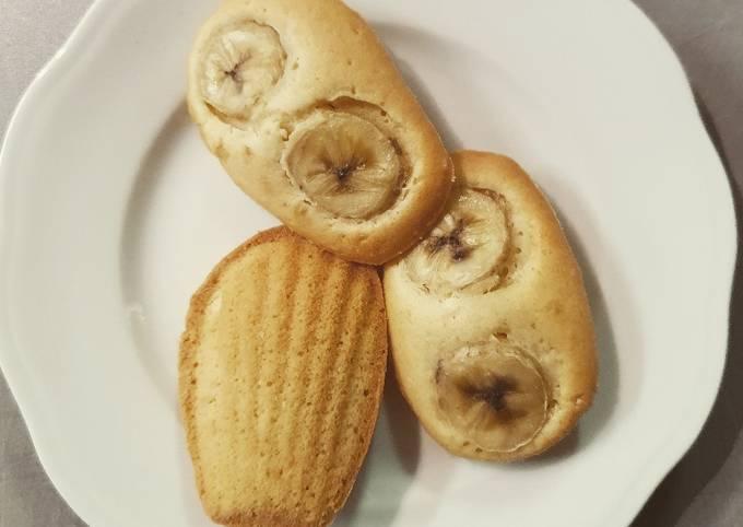 Banana cake de @cyril_lignac