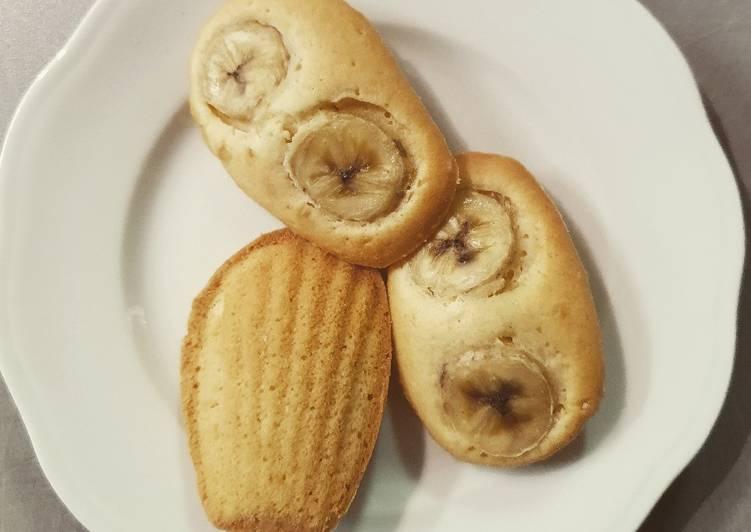 Recette Parfait Banana cake de @cyril_lignac