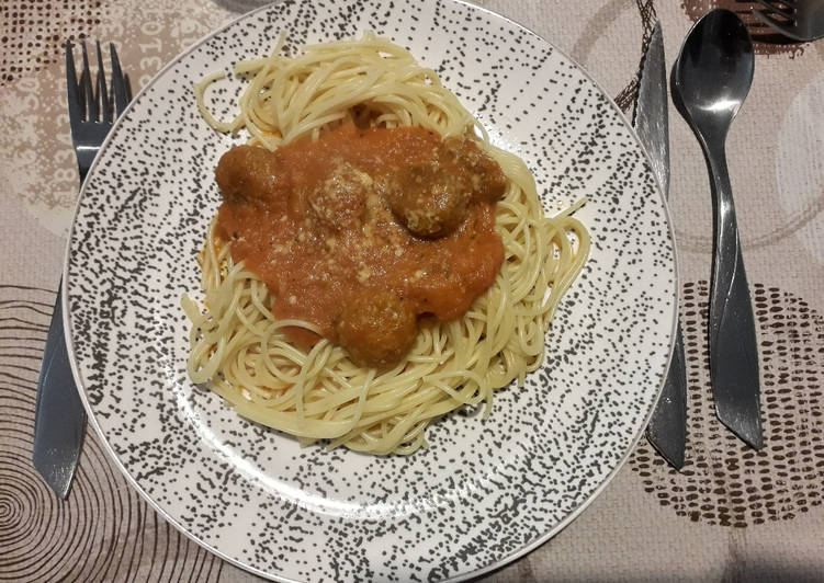 Sauce tomate (pour bolognaise)