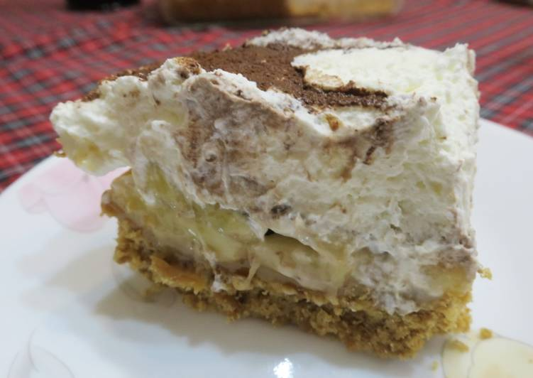 Recipe of Speedy S's banoffee pie (very easy)