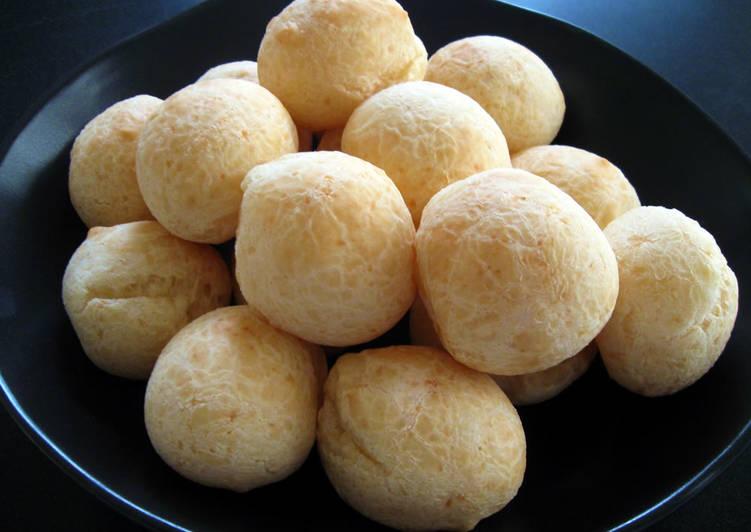 Pão de Queijo, Brazilian Cheese Bread