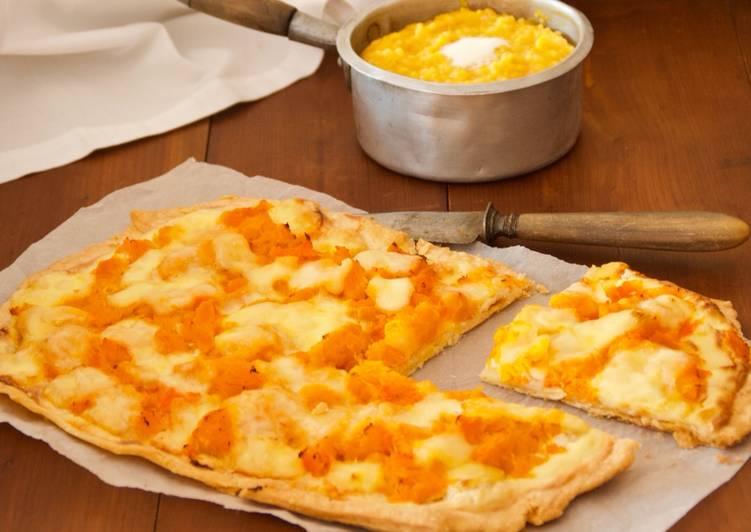 Comment Cuisiner Tarte et velouté au Butternut