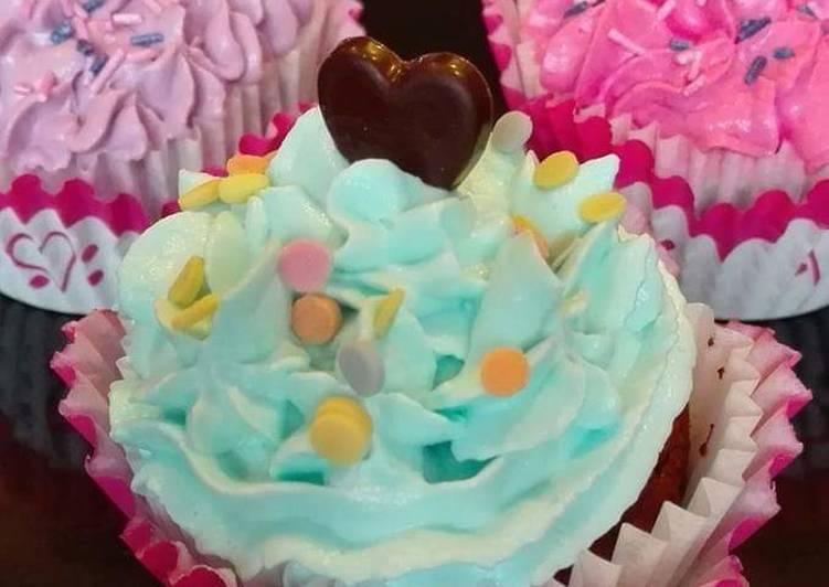 Gluténmentes, csudi csoki szeretet muffin recept foto