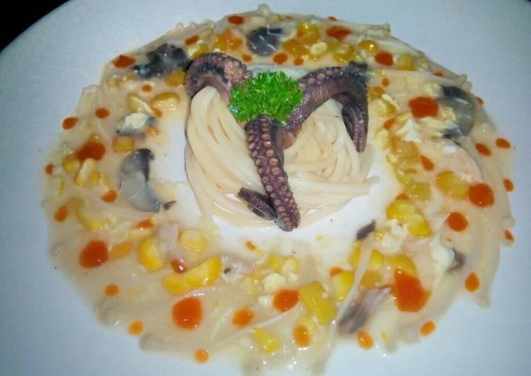 Sup Cream Jagung #Indonesiamemasak