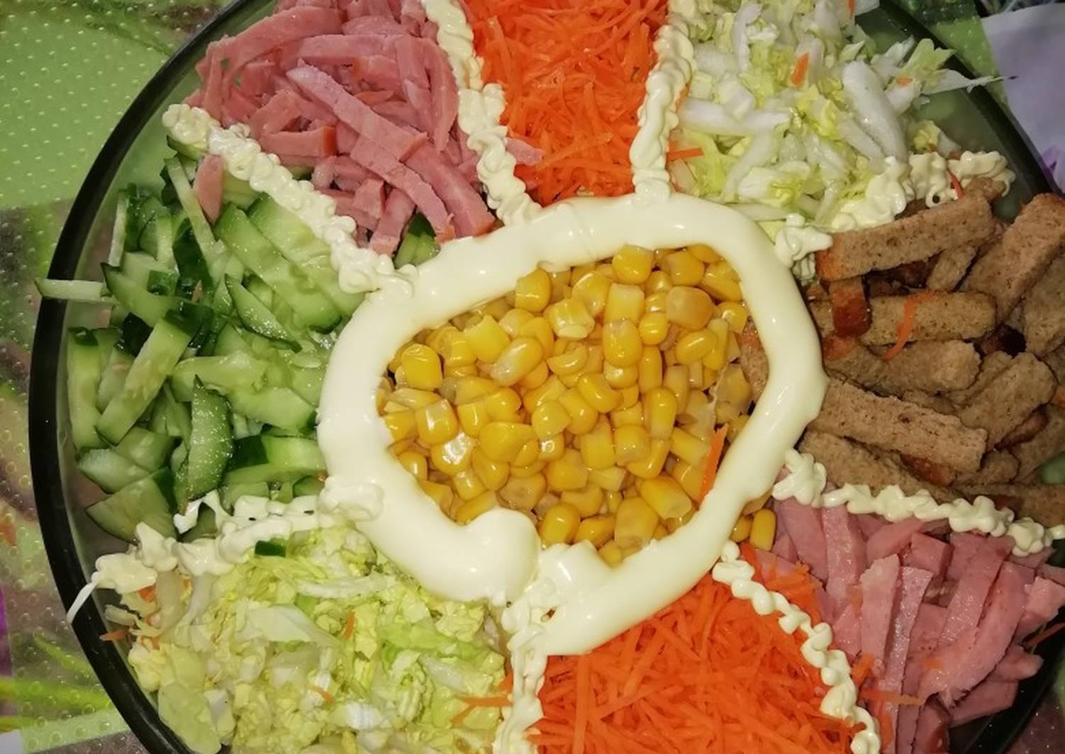 всегда получается салат горками рецепт с фото пошагово фото изнасилованию