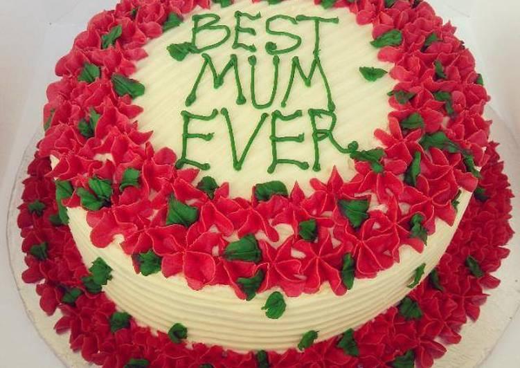 Recipe of Award-winning Milk flavour cake