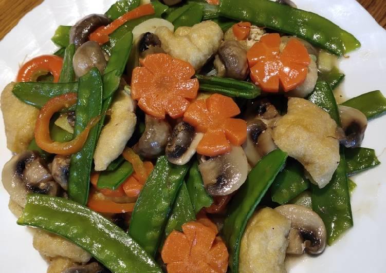 Simple Way to Prepare Simple Sauteed Veggies