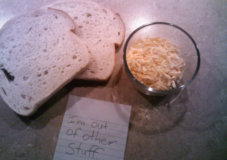 Easiest Way to Prepare Super Quick Homemade Bread, Cheese, and other things