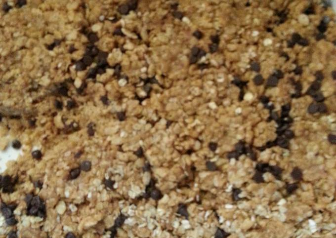 Step-by-Step Guide to Make Speedy Granola  bar