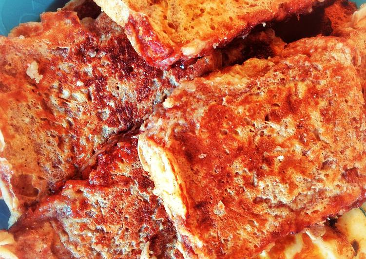 Easiest Recipe: Delicious Cinna-D-licious French toast