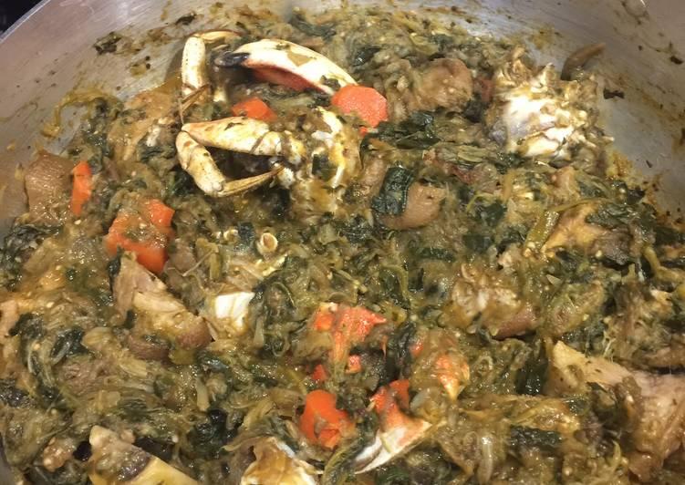 Haitian légumes - Laurie G Edwards