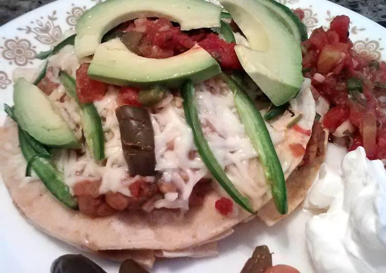 How to Make Tasty BD's Chicken Fajita Mexican Sandwich