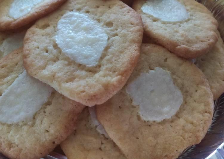 Elisa's Cheesecake Sugar Chewy Cookies