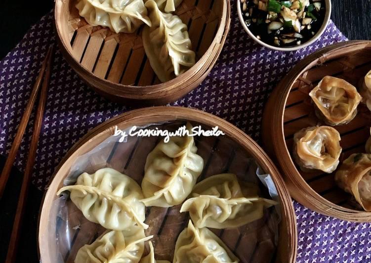 Resep Mandu Korean Dumpling Oleh Cooking With Sheila Cookpad
