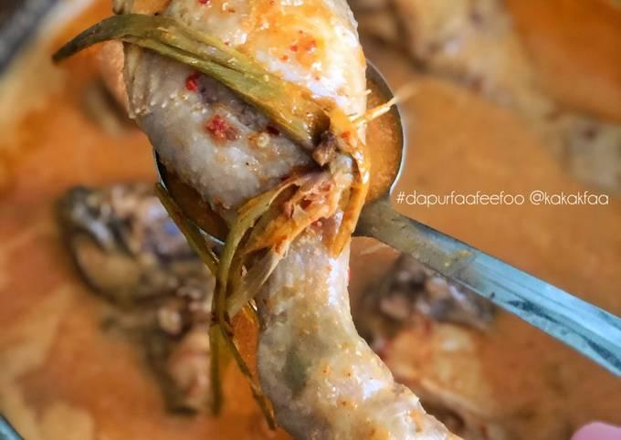 Ayam Masak Lemak Merah