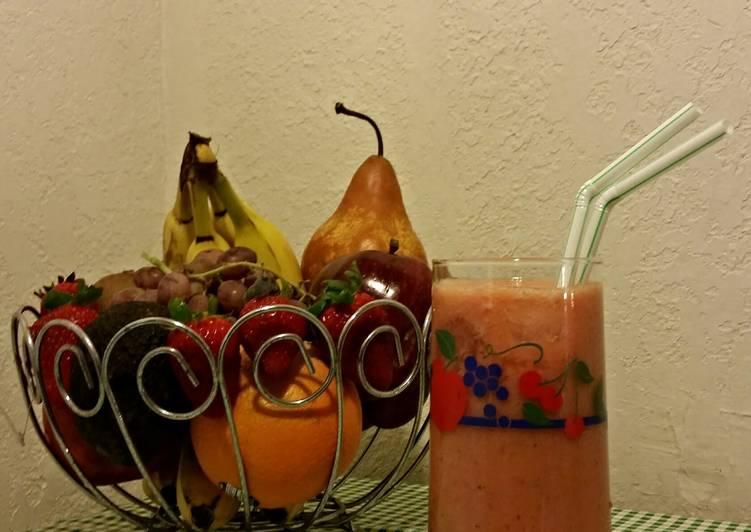 FRUIT - BOWL DRINK
