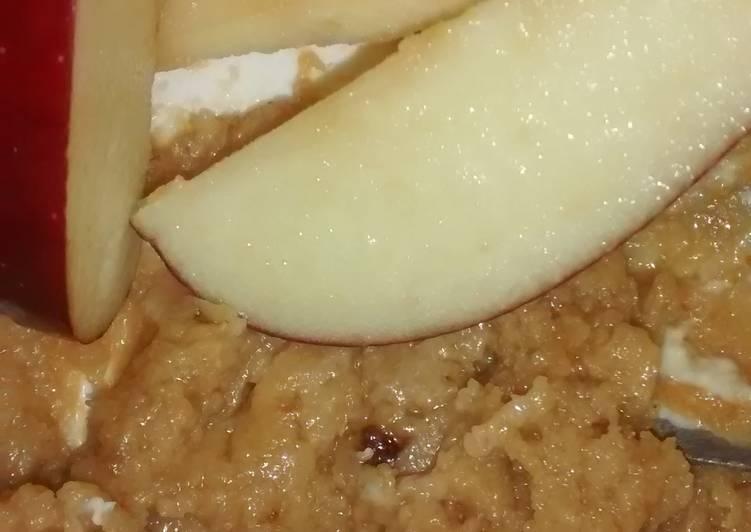 M&N's Peanut butter dip taste like cookie dough