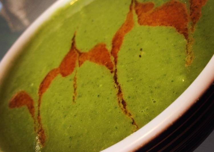 Step-by-Step Guide to Make Speedy Green Soup