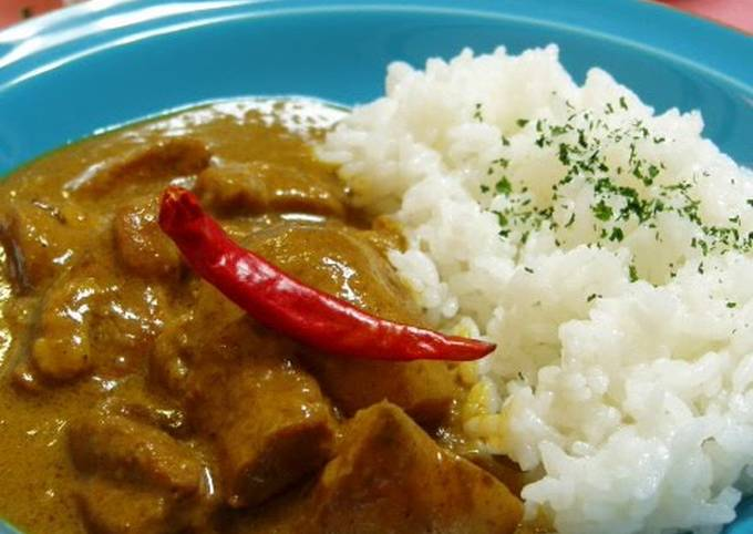 Recipe: Tasty Our Family Recipe for Coconut Milk Curry