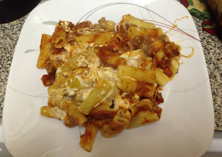 Super Easy Meaty Baked Ziti, Coconut Oil Is A Wonderful Product And Can In Addition Be Advantageous For Your Health