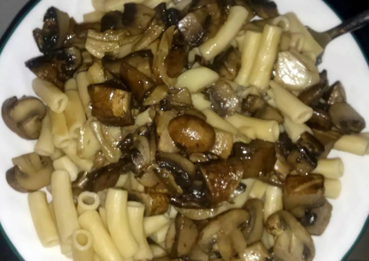 garlic portobello pasta sauce.