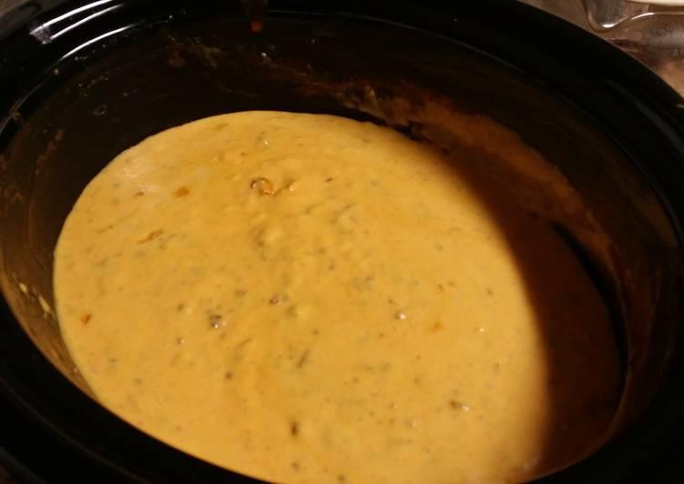 How to Make Award-winning Cheesy Taco Dip