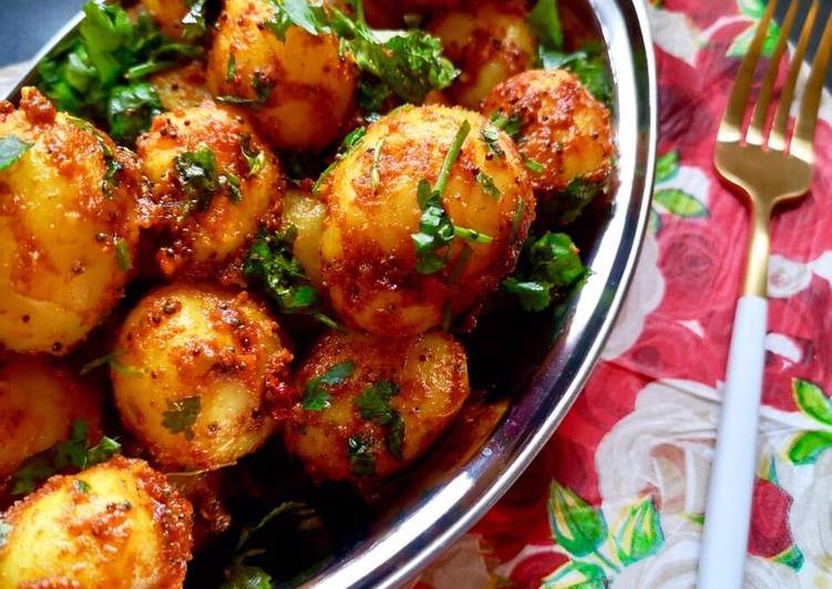 Steps to Make Favorite Spicy Bombay potatoes
