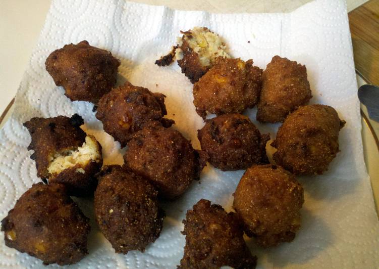 House Autry hush puppies