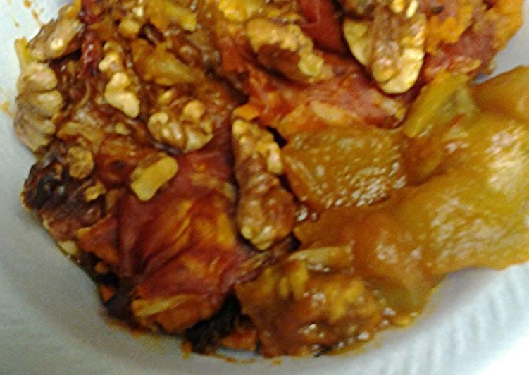 Recipe: Appetizing Eggplant pumpkin casserole