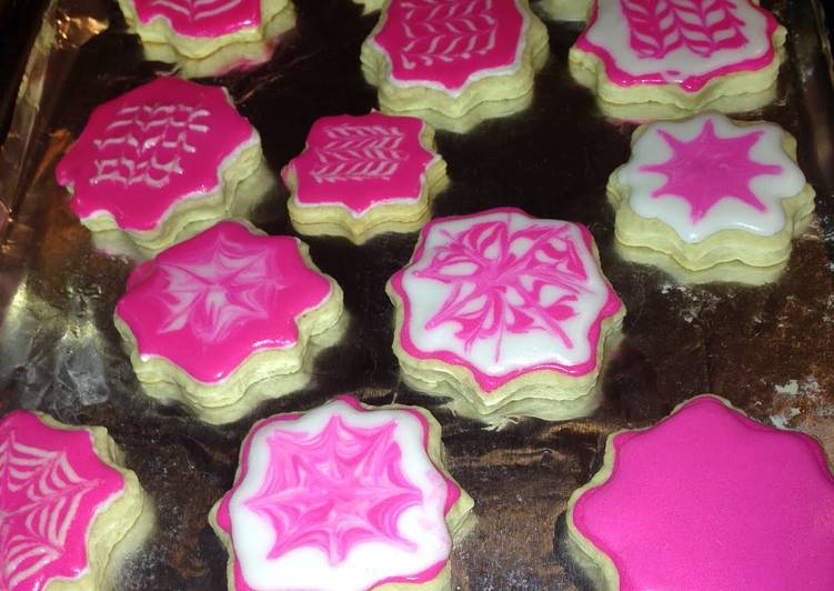Quick and Easy Recipe: Yummy Butter Sugar Cookies And Frosting
