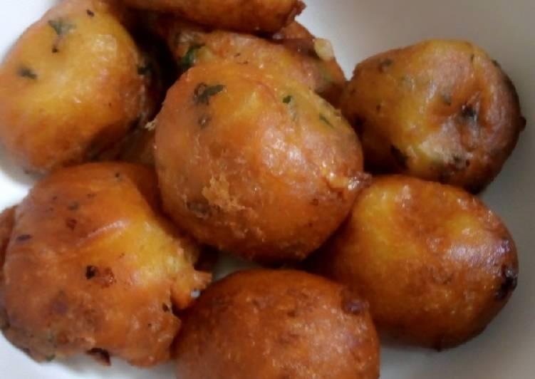 Recipe of Speedy Puff Puff Veggies