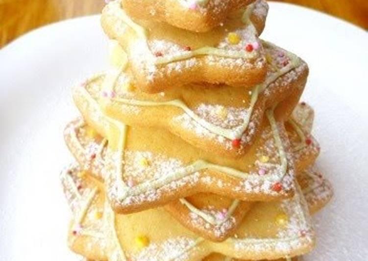 How to Prepare Yummy Christmas Tree Cookies