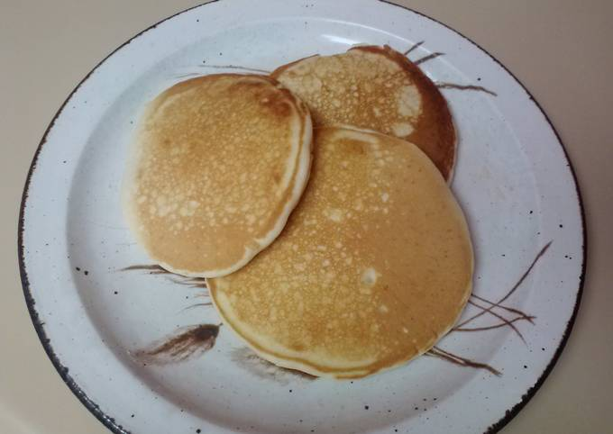 Perfectly Easy Pancakes