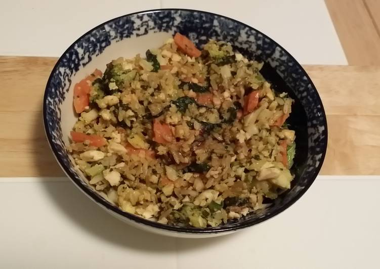 Vegetable / Rice