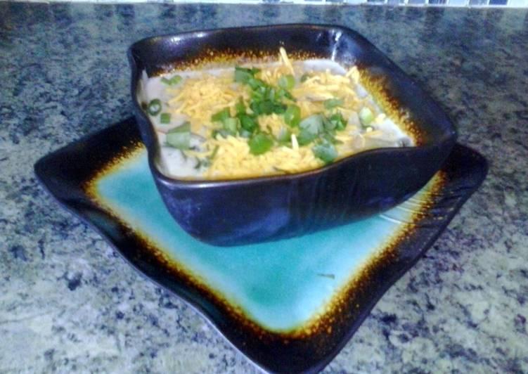 David's jalapeño chicken chowder