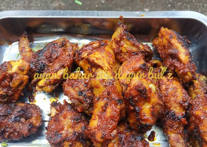 Ayam bakar meresap