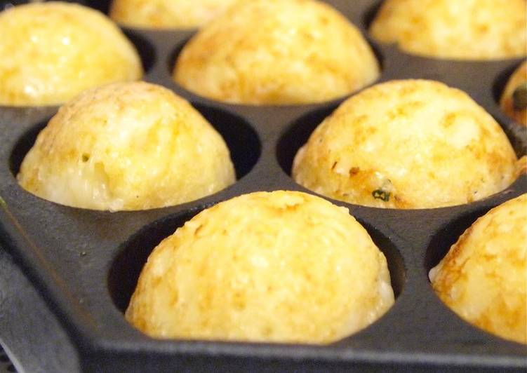 Grandmother's Dinner Ideas Cooking Our Family's Osaka-Style Takoyaki with Creamy Insides
