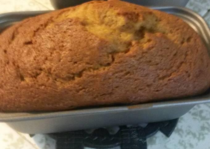Recipe: Tasty Star's Pumpkin Bread