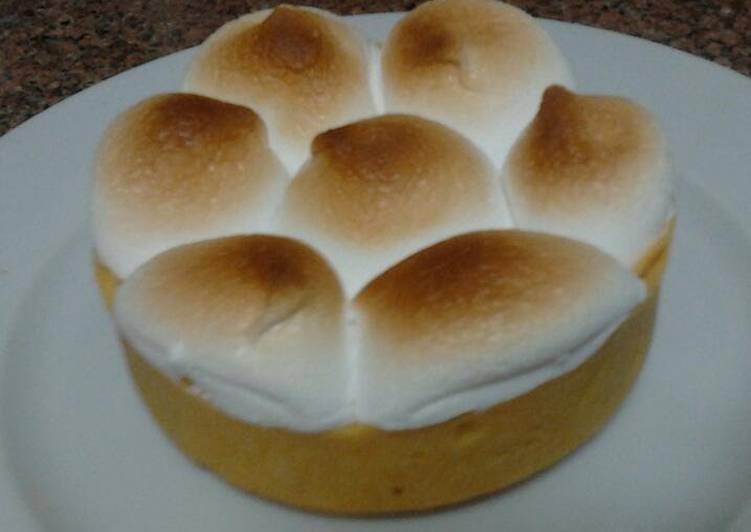 Ladybirds S'Mores Tarts .