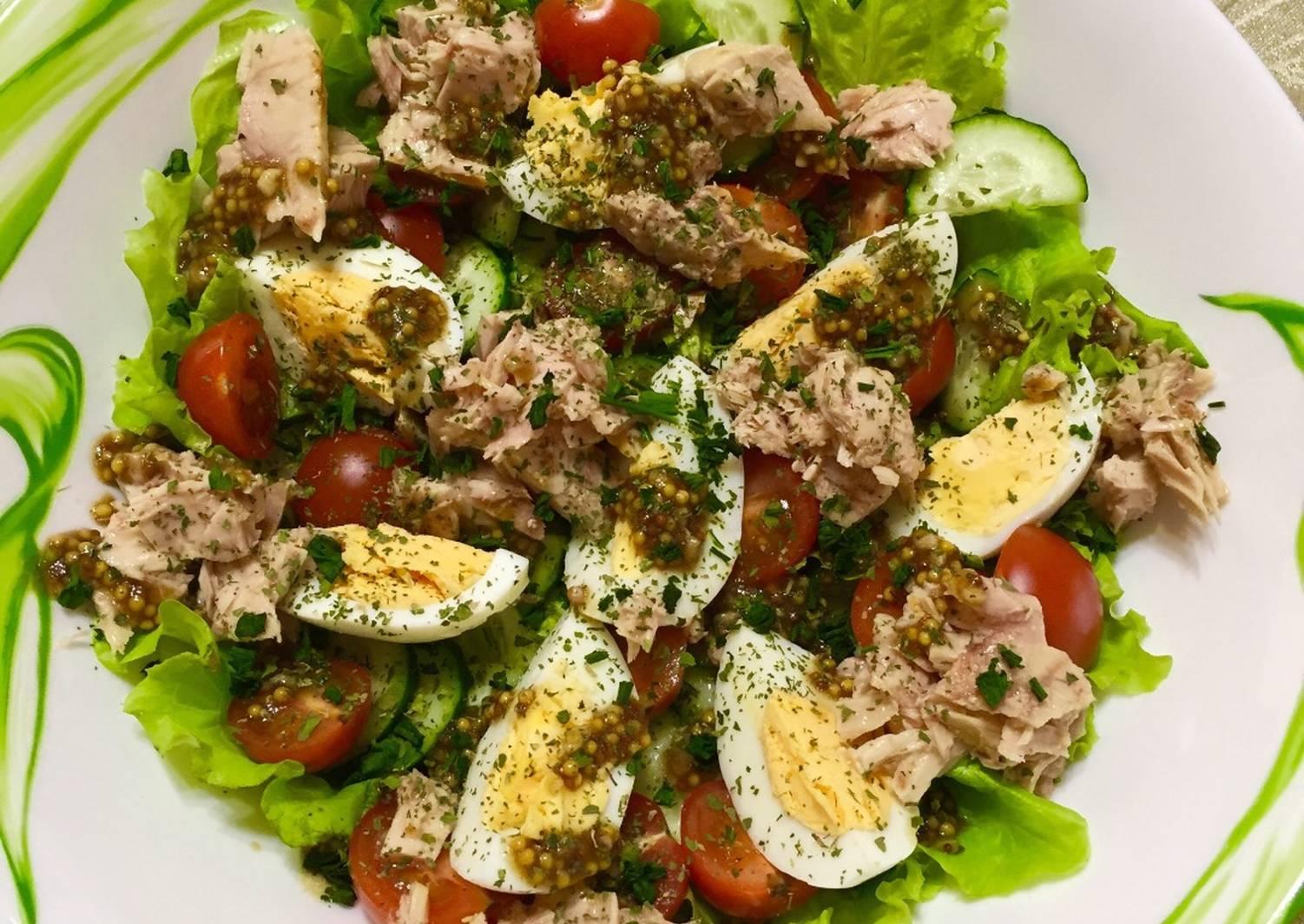 снять заменить салат из тунца рецепт простой с фото делать, если