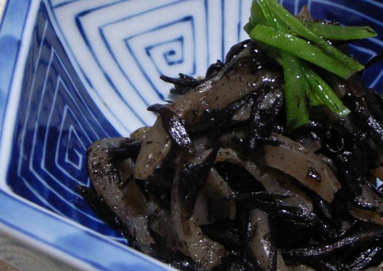 Macrobiotic Simmered Hijiki Seaweed and Konnyaku, Apples Can Have Massive Advantages For Your Health