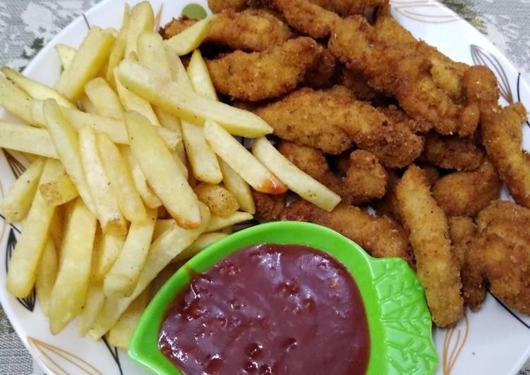 Tender Chicken Recipe By Mahrukh Mustaqeem Cookpad
