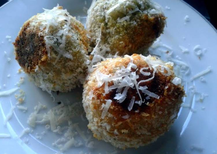 Pesto Chicken 'Boulders'