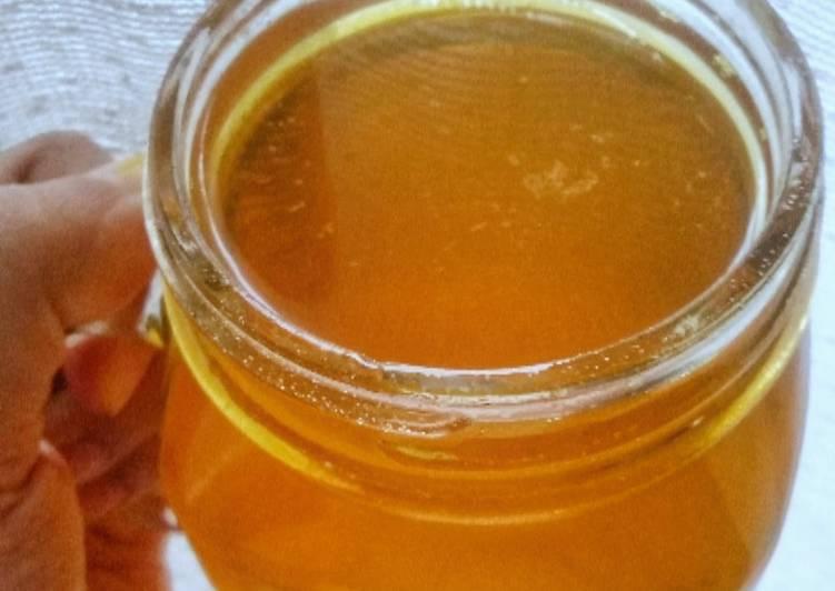 Herbal Drink For Stamina