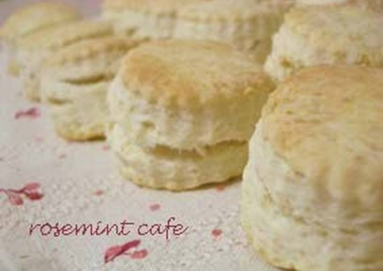English Scones in 30 Minutes